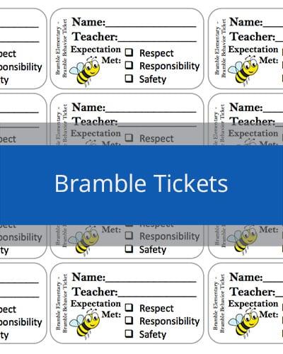 Bramble Elementary Tickets