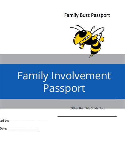 Family Involvement Passport