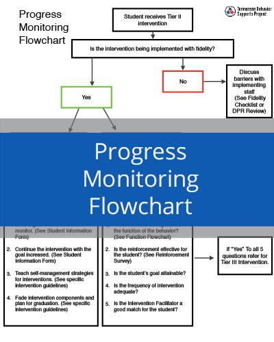 Progress Monitoring Flowchart