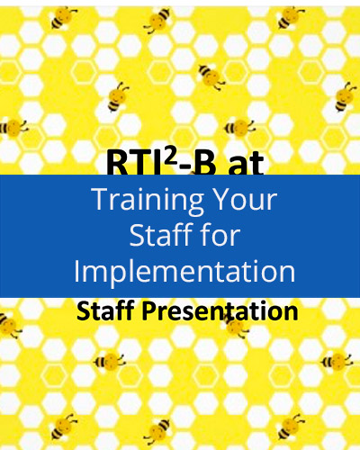 Training Your Staff for Implementation