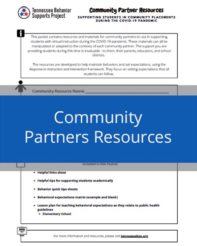 Team Meeting Foundations Example