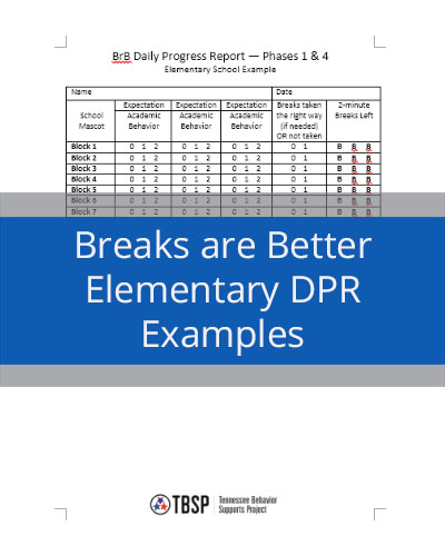 Elementary Phases 2 & 3 Point Card