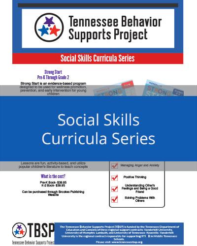 Social Skills Instruction